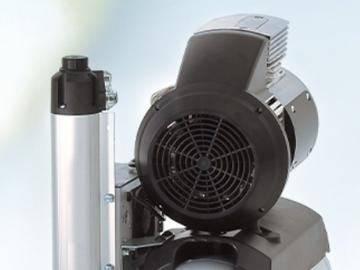 Nieuwe apparatuur: Durr Dental compressoren bij Larix Dental