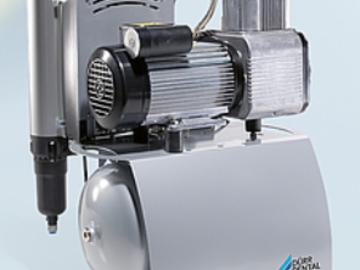 Nieuwe apparatuur: Durr Dental compressoren bij Meddent