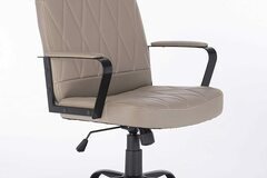 Buy Now: VinMax Office PU Leather Office Chairs – Gray