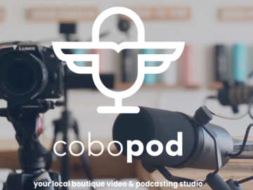 Rent Podcast Studio: Cobopod studio