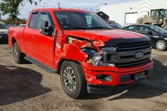 Selling without online payment: Parting out 2018 F-150