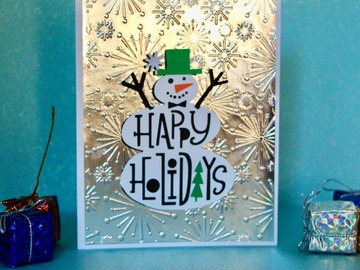 Selling with online payment: Handmade Christmas Cards