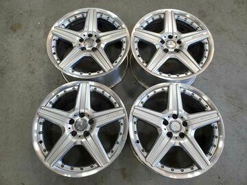 "Selling: 19"" Mercedes AMG Cromodora Wheels"