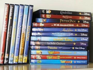 Vente: vente nombreux DVD et CD