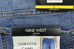 Buy Now: Nine West Jeans Chrystie Capri