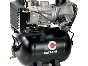 Nieuwe apparatuur: Cattani compressoren bij Meddent