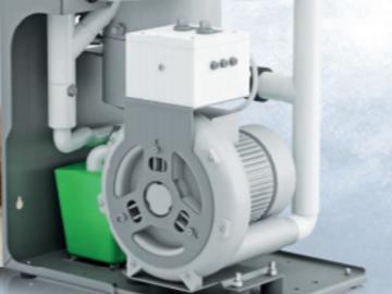 Nieuwe apparatuur: Pure Motion afzuigsystemen bij Gerl VBD