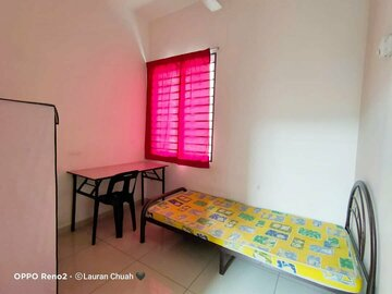 For rent: Room Rent at Bandar Bukit Tinggi, Klang with Fully Furnished
