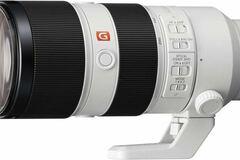 Vermieten: Sony FE 70-200mm f/2.8 GM OSS Full Frame E-Mount