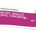 Vente: Chèques Culture Up (80€)