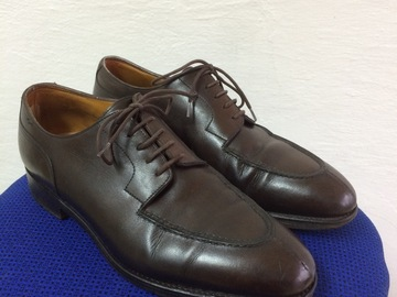 Selling with online payment: John Lobb Brown Chambord Bloucher UK7E
