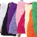 Buy Now: 50 Liquidation handmade crochet headbands, $0.90 Each