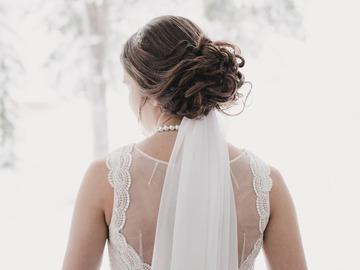 Ilmoitus: Hääpuku David's Bridal