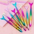 Liquidation/Wholesale Lot: 48 Mermaid Pens