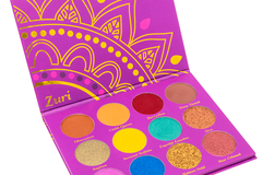 Selling with online payment: Zuri eyeshadow pallet
