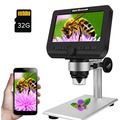 Liquidation/Wholesale Lot: Coin Microscope 50x-1000X Wireless Video Camera and Wireless