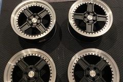 Selling: 18x8.5 18x9 5x112 Rotiform RBQ 3pc wheels