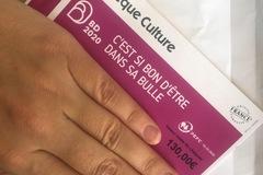 Vente: Chèques Culture Up (260€)