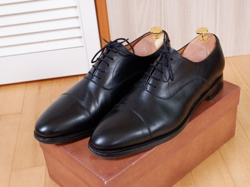 Online payment: Black oxfords Berwick UK 11