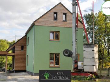 .: Aanbouw in houtskeletbouw | door SPIB Houtbouw