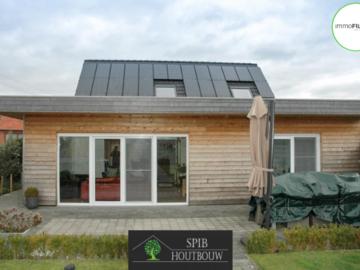 .: Renovatie & aanbouw | door SPIB Houtbouw