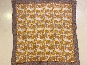 Selling with online payment: Takeo Kikuchi Japan Pocket Square