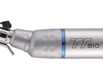 Nieuwe apparatuur: TT Bio hoekstukken en turbines bij Straight Dental