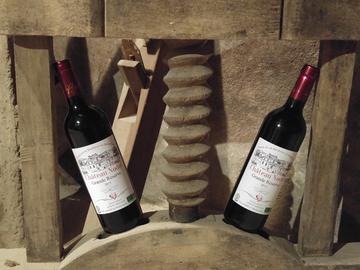 Vente avec paiement en ligne: 6 bouteilles Grande Réserve Nodot rouge certifié en Biodynamie