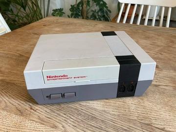 Besoin d'aide: Nintendo NES cassée