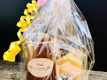 Les miels : Notre Offre de Noël (1 Miel & 1 Savon)