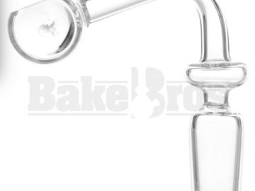 Post Products: 10mm Domeless Nail Bulldozer Trough Honeypot Quartz Clear Male