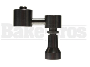 Post Products: 10mm Domeless Nail Reversible Outrigger Titanium Metallic Female