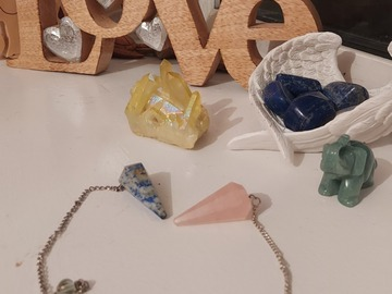 Selling: PENDULUM READINGS  YES/ NO GUIDANCE FROM UNIVERSE