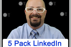 5x Post Package: 5 Pack LinkedIn Post Package by Ira Bowman
