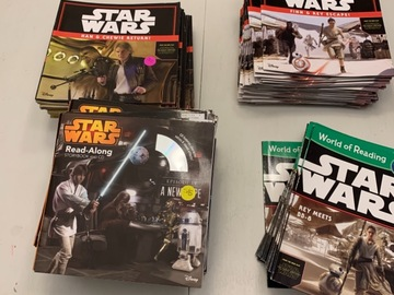 Buy Now: Star Wars Books 329 total