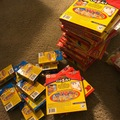 Buy Now: Lot of crayons and markers