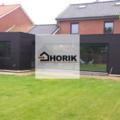 .: Horik bvba | Houtskeletbouw | Binnenhuisinrichting | Schrijnwerk
