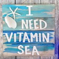 Selling with online payment: Beach Themed Signs