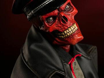 Individuals: Red Skull Premium Format Exclusive