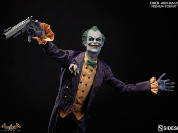 Individuals: Joker Arkham Asylum Premium Format Exclusive