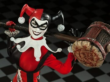 Individuals: Harley Quinn Sixth Scale Figure