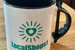 Selling with online payment: LocalShops1 Mug