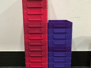 Selling with online payment: Lab trays
