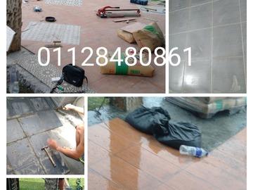 Services: Tukang pasang tiles Bangi 01128480861