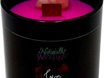 Selling: End of year pink candle LOVE SPELL