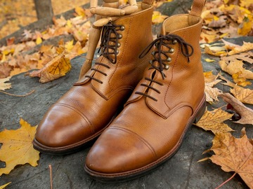 Selling with online payment: MEERMIN 101487 – Calf Leather – Size 8E UK