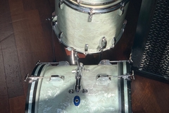 Show Off Your Drums! (no sales): Appraisal for a Leedy Shelly Manne drumset 1962 Or 1964