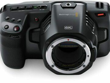 Vermieten: Blackmagic Pocket Cinema Camera 6K