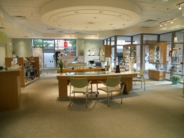 Selling with online payment: Complete Custom Optical Store Fixtures / Displays