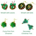 Buy Now: 48 Pairs of High demand Christmas Earrings